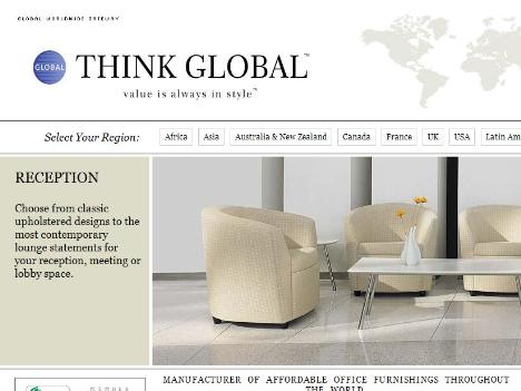 Www Globaltotaloffice Com Global Upholstery Co Inc Official Website
